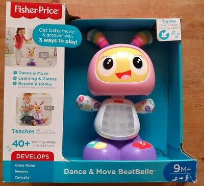 Fisher-Price Dance & Move BeatBelle Playset - Hardly Used • 3£