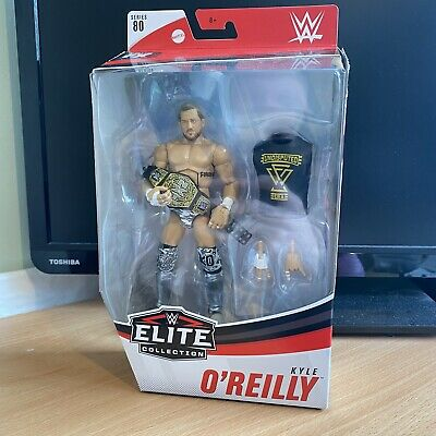 Kyle O'Reilly Elite Series 80 Mattel Brand New Sealed WWE Action Figure • 10£