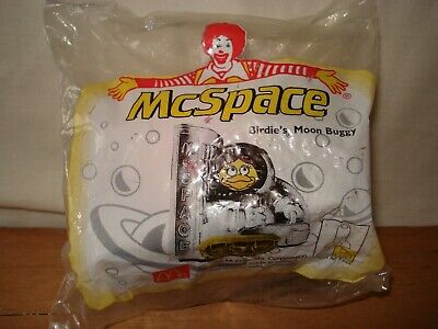 Rare Mcdonalds Happy Meal Mcspace Toys  1998.   • 35£