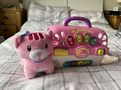 Vtech Cat Carrier • 8£