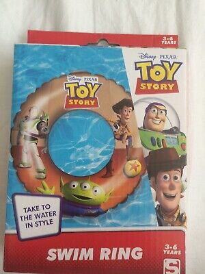 Childrens Brand New In Box Toy Story Swim Ring • 0.99£