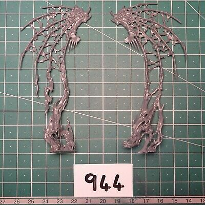 Undead Ossiarch Bonereapers Morghast Archai Wings - Warhammer & AOS Bits • 6.79£