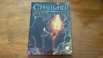 Call Of Cthulhu - Dark Ages (5th Edition) • 15£