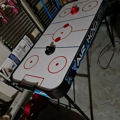 Children's 4ft 'Debut' Folding Air Hockey Table. Good Condition. • 20£