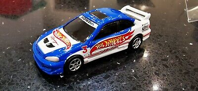 Hotwheels Honda Civic Si Loose Not Super Treasure Hunt • 5£