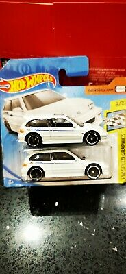 Hotwheels Honda Civic EF Super Treasure Hunt Loose • 10£