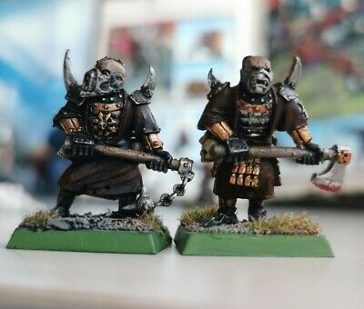 Warhammer Mordheim Possessed Warband Chaos Possessed Dark Soul Axe And  Morning • 25£
