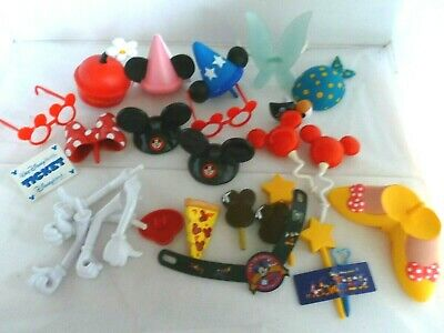 Disney Exclusive Mr Potato Head Mickey Mouse Hands Gloves Parts Accessories  M35 • 20.50£