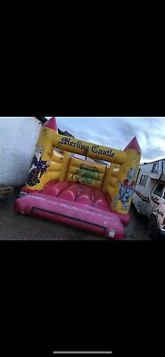 Used Commercial Bouncy Castle • 300£