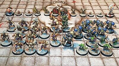 Blood Bowl Season 2 Fully Painted • 250£
