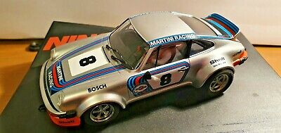 Ninco Sport Porsche 934 Martini BNIB With NC7 Speeder+ • 29.99£