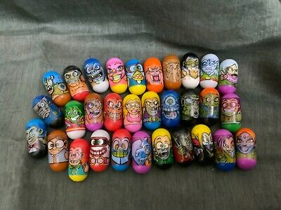 Mighty Beanz Bundle Job Lot Set Of 31 Including Some Rare From 2004  • 12.75£
