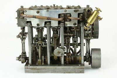 Triple Expansion Marine Steam Engine • 2,400£