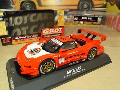 Honda NSX - Super Detailing - **Scalextric Compatible** - Brand New In Box. • 44.99£
