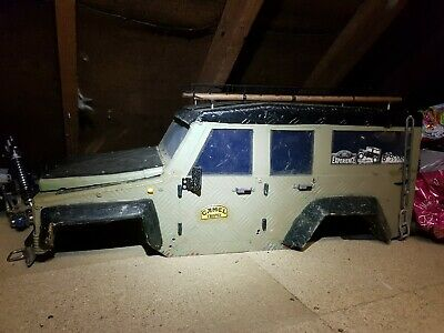 RELISTED DUE TO A TIME WASTER! Custom Built 1/5 Scale RC LandRover Body Shell • 60£