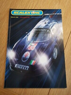 Scalextric Edition 46 2005 Brochure • 4£