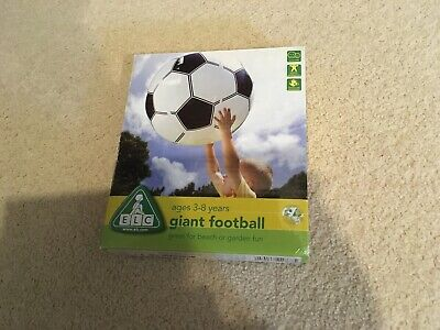 ELC Giant Blow Up Football • 3£