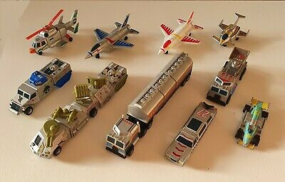 Matchbox Connectables Collection Of 10 Vehicles • 11.99£