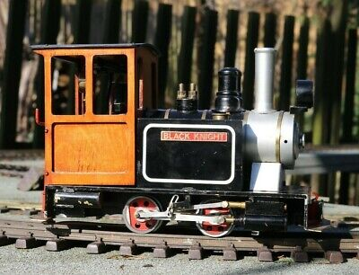 Rare Steamlines Garden Railway Live Steam Locomotive 45mm 16mm Scale Project • 390£