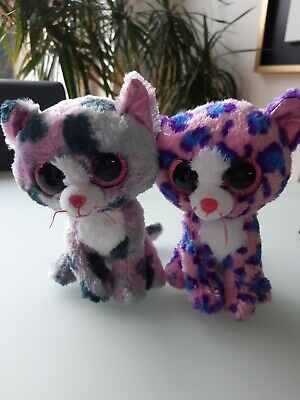 Ty Beanie Boo Bundle Of 2  15cm Reagan And Lindi • 2.80£