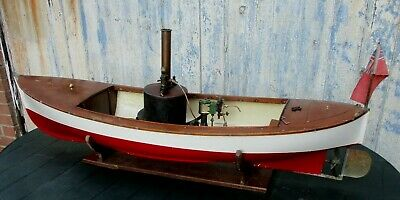 Stuart Turner Steam Boat  - Restoration Project  • 181£