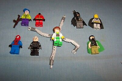 Lego Superhero Minifigures And Accessories #31 • 9.99£