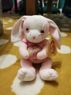 Ty Beanie Babies - Eggerton The Rabbit • 3.99£