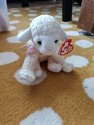 Ty Beanie Babies Fleecie Lamb 2000 With Tag • 2.99£