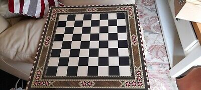 Wooden Chess Board • 35£