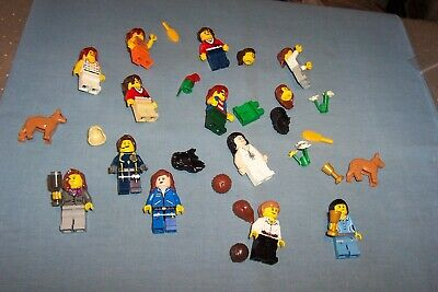 Lego Minifigures And Accessories #11  • 6.99£