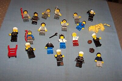 Lego Minifigures And Accessories #12  • 6.99£
