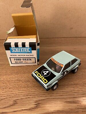 Scalextric Ford Fiesta • 50£