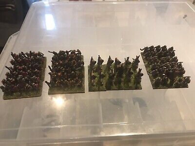 10mm Miniature Fantasy Army Kalistra And Magister Militarium Models - Painted • 5£