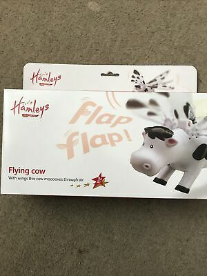 Hamleys Movers & Shakers Flying Cow • 6.30£
