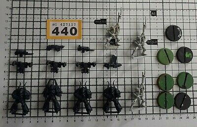 Gamesworkshop Space Crusade Chaos Space Marines And Androids • 2.99£