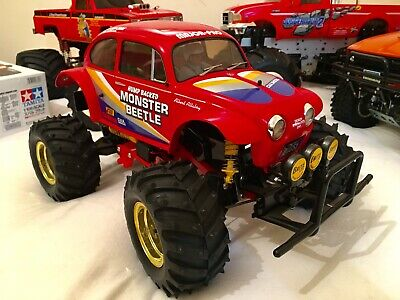 Tamiya Monster Beetle Mint Pro Built & Paint New RTR Package • 350£
