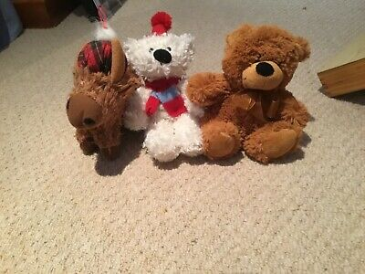 Cuddly Toy Selection • 2£