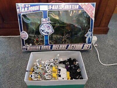 The Corps Star Force Action Figures + Vehicles Vintage 1997 • 99.99£