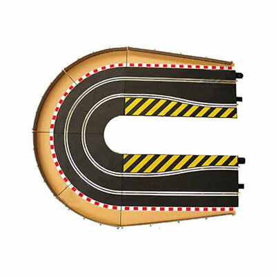 SCALEXTRIC Sport Track C9000J Hairpin Sides Wipes Extension Kit C8512 • 24.95£
