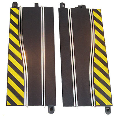 SCALEXTRIC Sport Track C8246 1 Pair Of Side Swipes • 9.99£