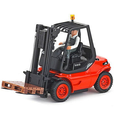 CARSON RC Linde Forklift RTR 2.4ghz 6ch 1:14 C907093 500907093 • 212.63£