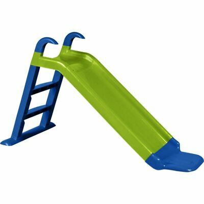 Chad Valley 4ft Kids Garden Slide - Green And Blue • 28£