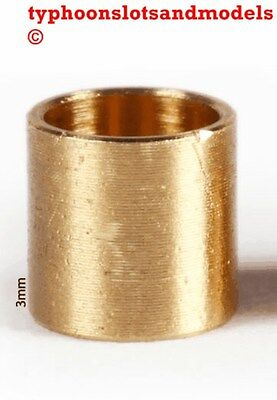 0132 SP300 Brass Spacer 3.0mm X 10 -New • 1.99£