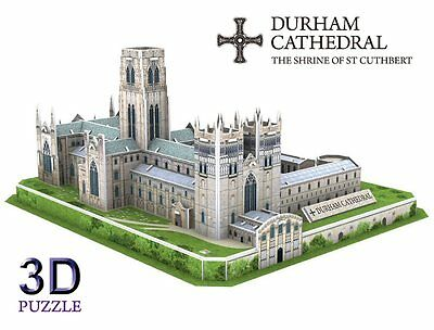 Durham Cathedral 3D Puzzle • 12.99£
