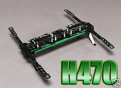 Pyramid H470 Multi-Rotor Quadcopter Frame - 470mm Wide Folding Frame Kit - H470 • 37.99£