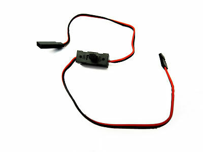 Rovan RC Servo/Receiver On/Off Switch Fit HPI Baja 5B 5T King Motor Buggy LOSI • 6£