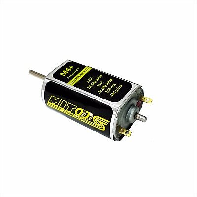 M204 Mitoos M4+ Magnet Motor - 15.5 X 20.5 X 32mm - 2mm Shaft - New & Boxed • 9.59£