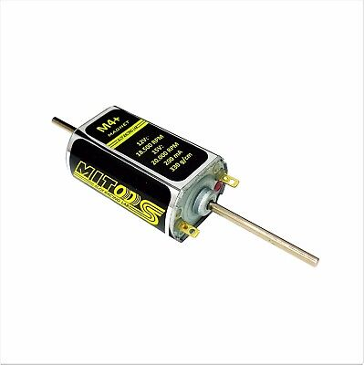 M204D Mitoos M4+ Magnet Double Axis Motor  15.5 X 20.5 X 32mm - 2mm Shaft - New  • 9.69£