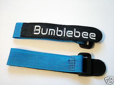 Bumblebee - Battery Strap (2pc/bag) - Great For Quadcopters - UK STOCK • 1.79£