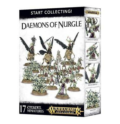 Start Collecting Daemons Of Nurgle • 49.50£